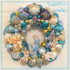77 best vintage chic ornament wreaths by sugarplum wreaths images