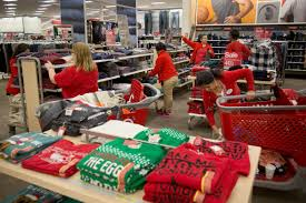 target employees black friday retail group expects holiday sales to rise 3 6 to 4 percent news
