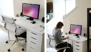 ikea alex desk drawer behance