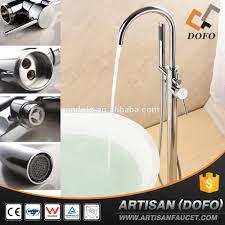 upc freestanding bathtub watermark floor mounted faucet buy