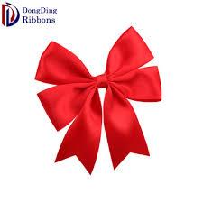 satin ribbon bows diy wholesale satin ribbon bows gift wrapping hair ornament