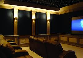 home theater room design acoustics home ideas home theater design