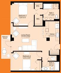 2 bedroom with loft house plans house plan bedroom condo floor camella homes manors bacoor 2