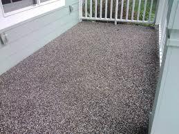 pebble epoxy floors custom coatings concrete floor finishes