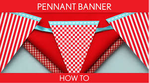 Banners Flags Pennants How To Make Pennant Banner Birthday Party Race Car B36