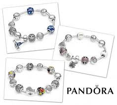 pandora bracelet with beads images Pandora jewelry and other gift ideas from disney parks for jpg