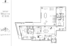 Ritz Carlton Floor Plans by Ritz Carlton Residences Miami Beach 4701 Meridian Ave Fla Living