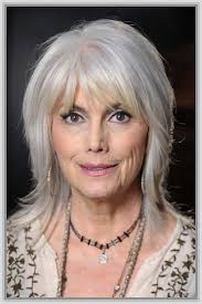 medium layered hairstyle for women over 60 hairstyles for thin fine hair over 60 new hair style pinterest
