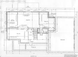 rental house plans house with basement plans