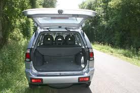 mitsubishi shogun sport station wagon 1998 2006 features