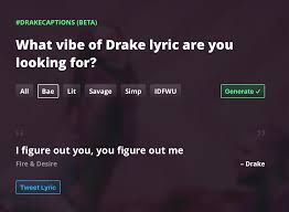 quote maker for instagram i made a drake lyric instagram caption generator updated with