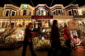 christmas tree lighting bridge street huntsville al the most festive place in every state insider