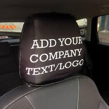 housse siege de voiture personnalisé personnalisé housse appui tête siège voiture lot de 2 n importe quel