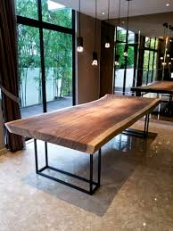 3 Metre Dining Table The Herman Signature Series Herman Furniture Singapore Solid