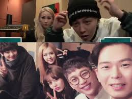 watch exo gd blackpink twice got7 and more collaborate for