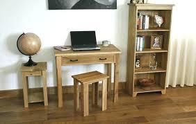 small desks for sale oak desk for sale small oak desk best small desks home office amp