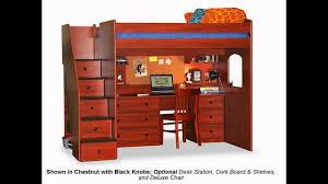 Captain Bed With Desk Loft Beds Berg Furniture Captains Bunk Bed 145 Pinkbunk