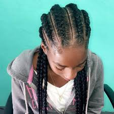 hairstlye of straight back 30 cornrow hairstyles for different occasions