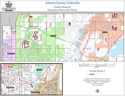 Brighton Colorado Map by Gravel Road Resurfacing Program Adams County Government
