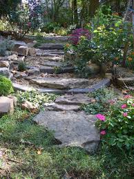 Backyard Slope Ideas Here U0027s What People Are Doing With Their Sloped Backyards Hometalk