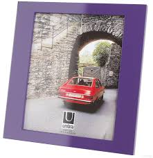 Photo Albums 8 X 10 Simple Prince Purple 8x10 Frame By Umbra Picture Frames Photo