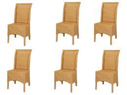 Esszimmerst Le Holz Massiv Rattanmöbel Günstig Kaufen Bei Krines Home