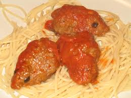 halloween meatball mice my kids eat squid