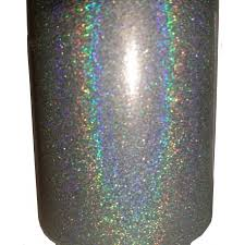 holographic glitter silver prism holographic glitter