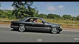 mercedes ce dan s w124 300ce amg build mercedes enthusiasts