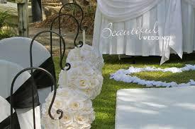 black aisle runner aisle runners markers beautiful weddings