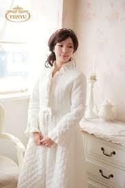 robe de chambre blanche le plus populaire 100 princesse chemise de nuit femmes robe blanche