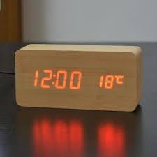 t harger horloge de bureau horloge affichage led achat vente pas cher
