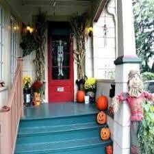 autumn porch contest decorating for autumn halloween porch