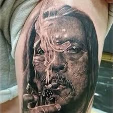 tattoos of smoke inked magazine