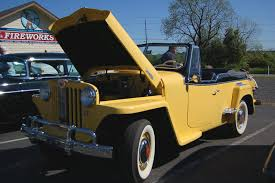jeep jeepster lifted willys overland jeepster photos and specs from madchrome com