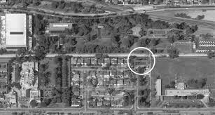 Cal State Fullerton Campus Map by Hunt Branch Library Closed U2013to Be Leased To Church