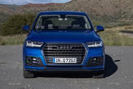 Audi Q7 2015 - new audi q7 2015 review pictures audi q7 front cornering