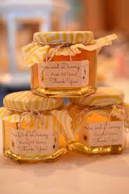 honey favors tinton falls nj wedding services e m wedding favors honey