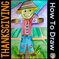 how to draw thanksgiving pictures