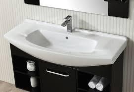 48 inch single sink floating vanity cabinet