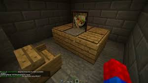 How To Build Reception Desk by How To Make A Computer In Minecraft Minecraft Furniture Episode