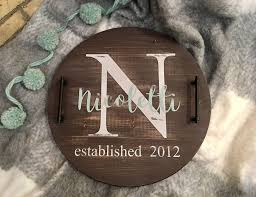 personalized tray personalized tray diy workshop carver junk company