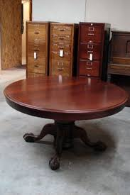 antique mahogany pedestal table sold gorgeous 54 pedestal ball claw mahogany dining table w