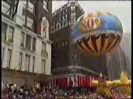 macy s thanksgiving day parade 2006 incomplete