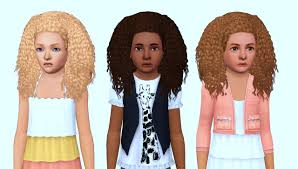 the sims 4 natural curly hair the sims 3 natural hair trendy hairstyles in the usa