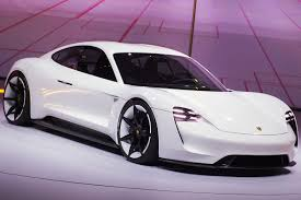 porsche sports car models porsche mission e all electric sports car to go on sale by 2020