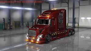 2017 volvo 780 interior volvo volvo trucks and car interiors vnl 780 remix american truck simulator mods ats mods