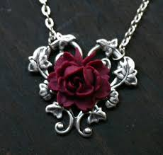 red rose necklace images 52 rose necklace best 25 rose gold ideas rose gold jpg