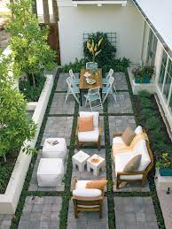 Backyard Ground Cover Ideas Gorgeous Patio Pavers Method Charleston Tropical Patio Remodeling