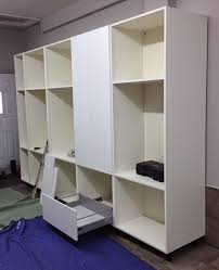 ikea wall cabinets kitchen the fix it blog sorting things out garage organization using